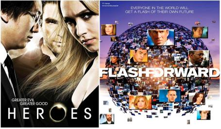 Heroes e Flash Forward